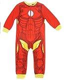 Super Hero Jungen Strampelanzug Gr. 3-4 Jahre, Iron Man