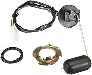 RENCALO Kit de Sensor de Flotador de la Unidad de Nivel de Gasolina del transmisor de Combustible para 125-150cc GY6 Scooter