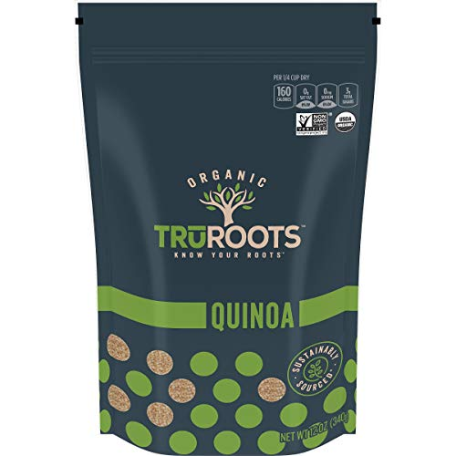 TruRoots Organic Whole Grain Quinoa, 12 Ounces