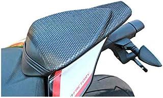 TRIBOSEAT Aprilia Tuono V4 Factory (2015-2019) Anti Slip Motorcycle Passenger SEAT Cover Accessory Black