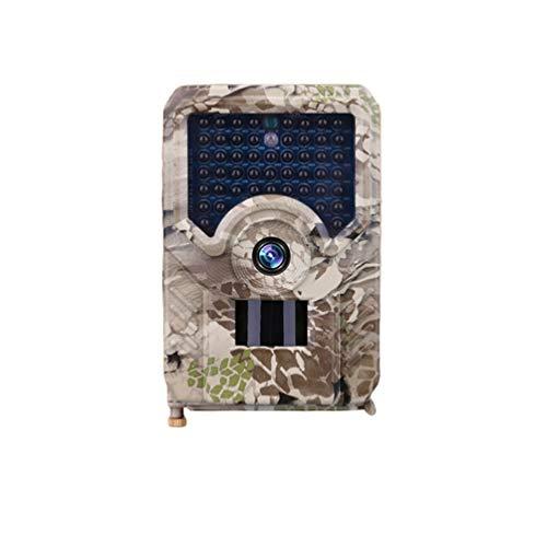 12 MP Jagd Trail Kamera HD 1080P 49 LED Wildlife Scouting Cam Nachtsicht IR Kamera Bewegungsmelder Wildkamera IP56 Wasserdicht 12 MP PR200 1 Stück