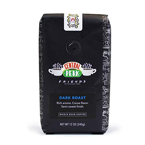 """Friends"" 25th Anniversary Limited Edition Central Perk Dark Roast Whole Bean Coffee"