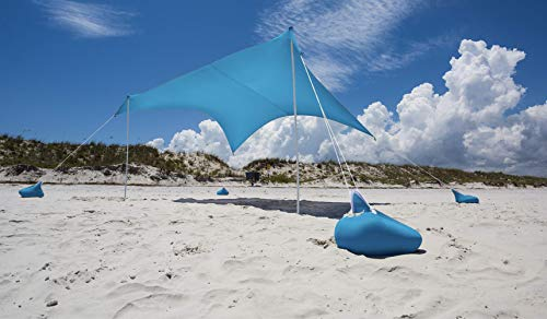 Otentik Beach Sunshade Sandbag Anchors - The Original Sunshade Since...