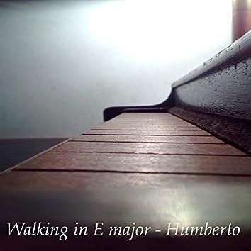 Walking in E major