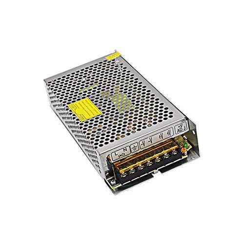 5V 30A Transformator Adapter Netzteil,150W Schaltnetzteil Stromversorgung für LED Streifen,Projekt Sicherheit Computersystem
