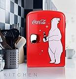Coca-Cola-KWC4-Mini-Kühlschrank - 11