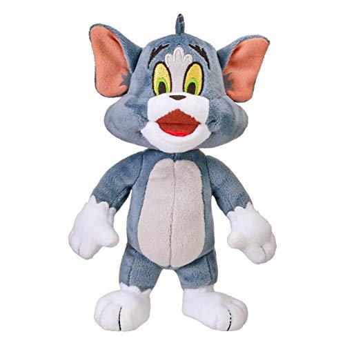 """Tom & Jerry 8"""" Plush - Buddy Tom"""