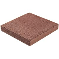 Oldcastle 12 x 12 in. Square Red Concrete Patio Stone