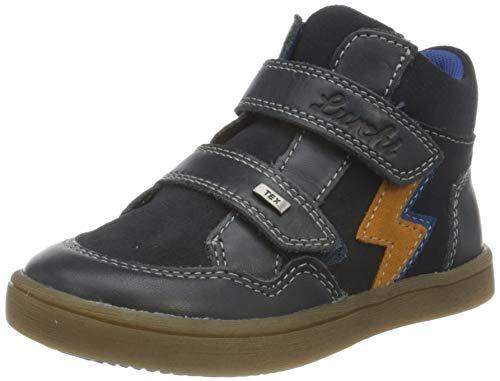Lurchi Jungen Alex-TEX Sneaker, Atlantic,27 EU Weit