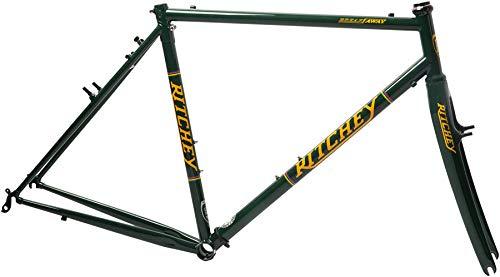 Ritchey CX Pro Break-Away Frameset: X-Small, Green