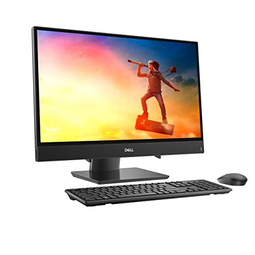 Dell i3477-5852BLK-PUS Inspiron AIO 3477 - Narrow Border Touch Display - 7th Gen Intel Core i5 Processor - 8GB Memory - 1TB HDD - Intel HD Graphics 620, 23.8in, Black (Renewed)