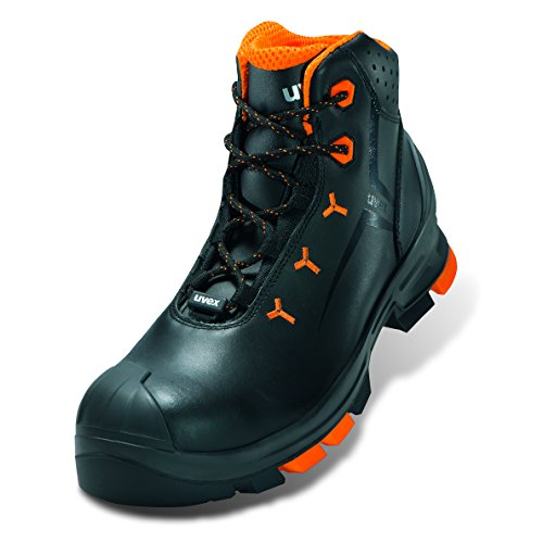 UVEX 6503.2-6+ 2 Leather Multi Purpose Safety Boot. Size 6.5