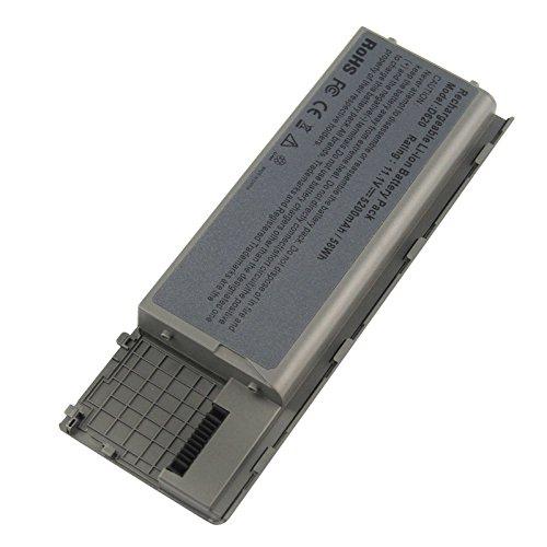 ARyee M2300 - Batería Compatible con DELL Latitude D620 D630 D631 D640 D630C D630N D631N KD489 JD634
