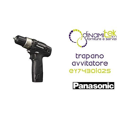 Panasonic ey7430la2s draadloze boor