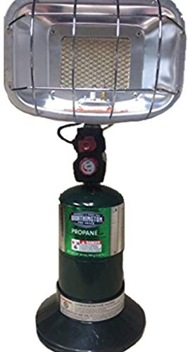 OnCourse New J&M Golf Cart Portable Propane Heater Auto Start