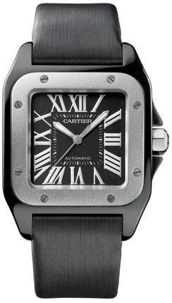 Cartier–Santos orologio W2020008orologio da polso da polso)