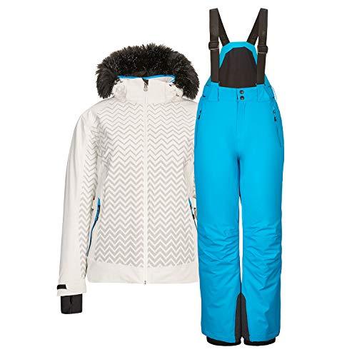 Killtec Skianzug Damen Skijacke + Skihose Gr. 38