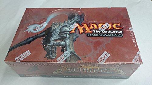 Magic the Gathering MTG Card Game - Scourge Booster Box - Sealed 36 Packs/Box