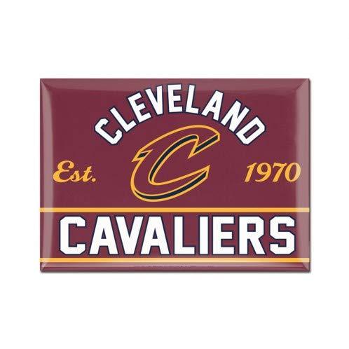 WinCraft NBA Cleveland Cavaliers Metal Magnet