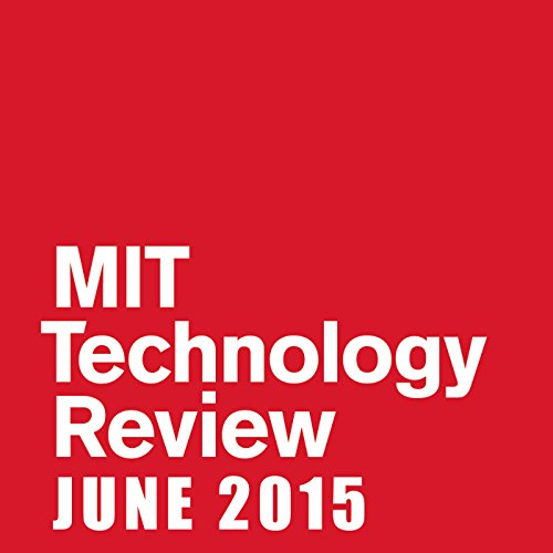 Audible Technology Review, June 2015 audiobook cover art