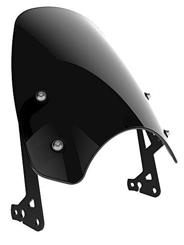 Dart Classic Parabrezza Cupolino per Moto Guzzi Griso - Mezzanotte Nero