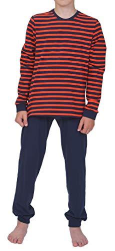 Lang pyjama jongens - Europese productie conform Öko-Tex Standard 100