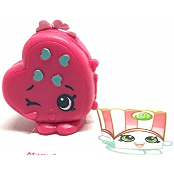 Shopkins Season 9 Wild Style #9-004 Love-Lee | Shopkin.Toys - Image 1