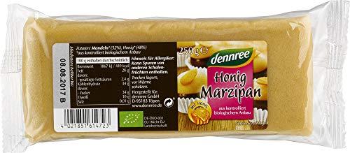 dennree Bio Honigmarzipan (2 x 250 gr)