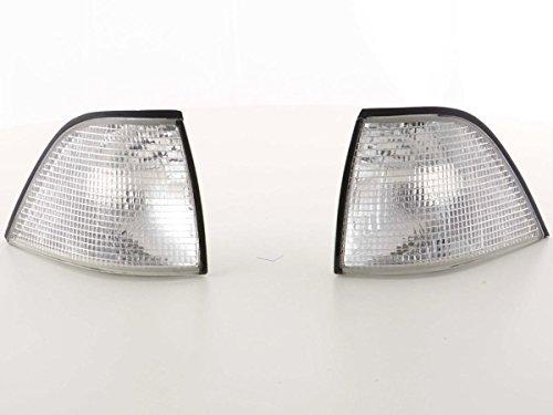 Set Indicatori di direzione anteriori per BMW Serie 3 Coupe/Cabrio (Tipo E36) Bj. 91-98 FKBL08017