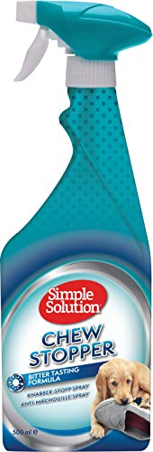 Simple Solution Chew Stopper for Dogs, 500 ml