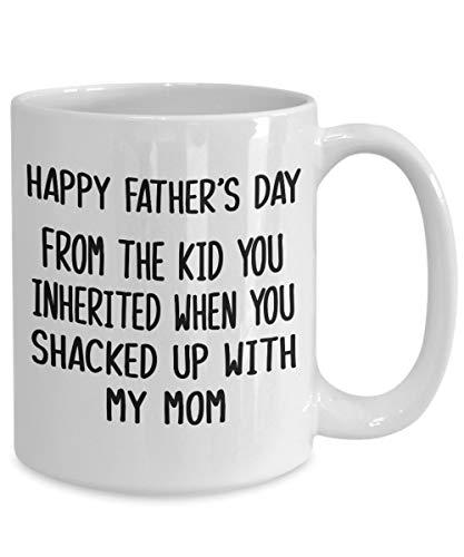 Bonus Dad Gift Step Dad Mug Funny Bonus Dad Mug Step Dad Mug Bonus Dad...