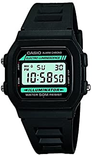 Casio Classic Men's Watch in Resin/Stainless Steel with Daily Alarm and Automatic Calendar - Water Resistant (B002U0KHPG) | Amazon price tracker / tracking, Amazon price history charts, Amazon price watches, Amazon price drop alerts