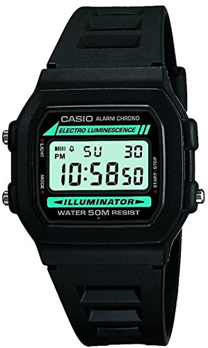 Casio Collection W861VQES Herenhorloge