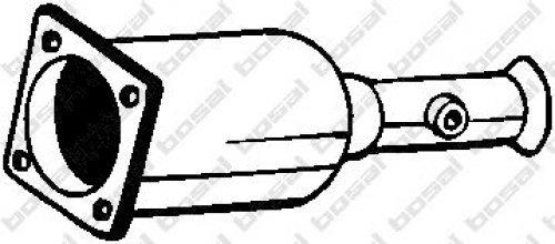 Bosal 095–121 pièces de montage