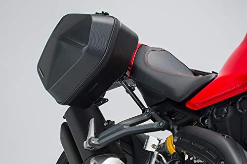 SW-MOTECH - Sistema de maletas laterales URBAN ABS 2x 16 l. Ducati Monster 1200/S (16-).