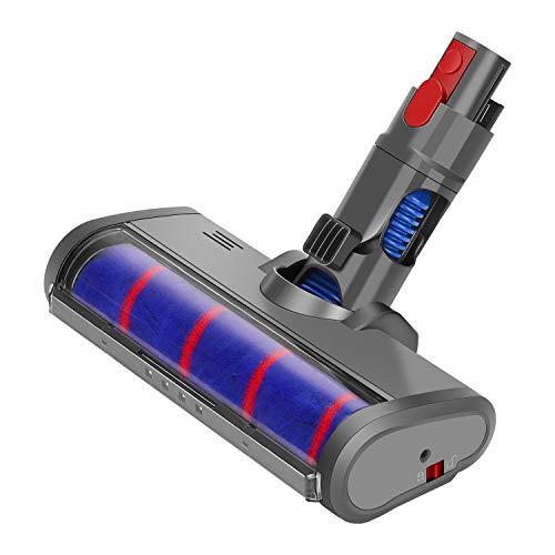 MoPei Cabezal de Limpieza de Rodillo Suave para Aspiradora Dyson V7 V8 V10 V11