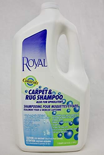 Royal Part#3115030001 - Genuine Royal Carpet and Rug Shampoo - 64 oz.