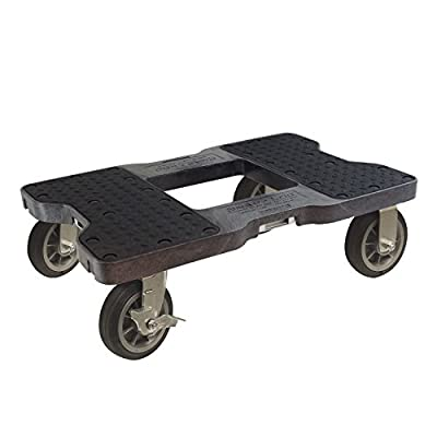 Snap Loc 1500 Pound Capacity All Terrain E Track Dolly Cart