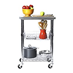 Best Kitchen Utility Cart On Wheels