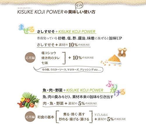 糀屋本店 キスケ糀パワープレーン30g 1本ボトル