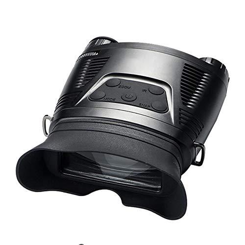 XUMENG Digitale Binoculare Visore Notturno Night Vision per La Caccia 7x31mm con 2 Pollici TFT LCD HD Videocamera 400M Gamma di Visualizzazione Prende 5mp Foto e Video 640p