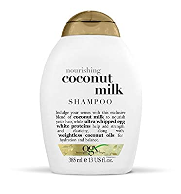 OGX Nourishing + Coconut