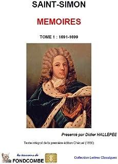 comprar comparacion Mémoires - 1691-1699 - Texte intégral (Mémoires - Texte intégral t. 1) (French Edition)