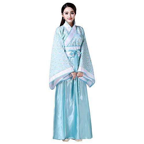 Xingsiyue Chino Antiguo Tradicional Hanfu Disfraz Etapa de Rendimiento Traje de Tang...
