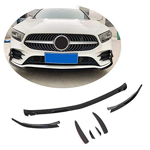 ventilación del labio del parachoques delantero se adapta a Mercedes Benz Clase...