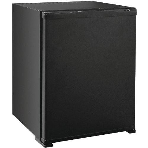 Polar Silent Hotel Room Fridge Black 30 Litre Commercial Restaurant Refrigerator