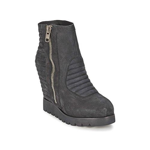 ASH Terrible Botines/Low Boots Mujeres Negro Botines