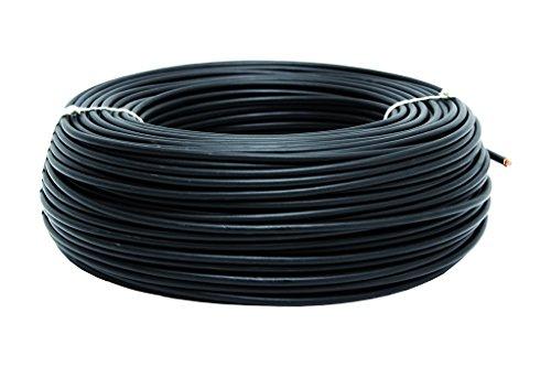 Preisvergleich Produktbild COFAN 51002554 N Kabel (h07 V-k Rolle,  1 x 1.5 mm2,  100 m) schwarz