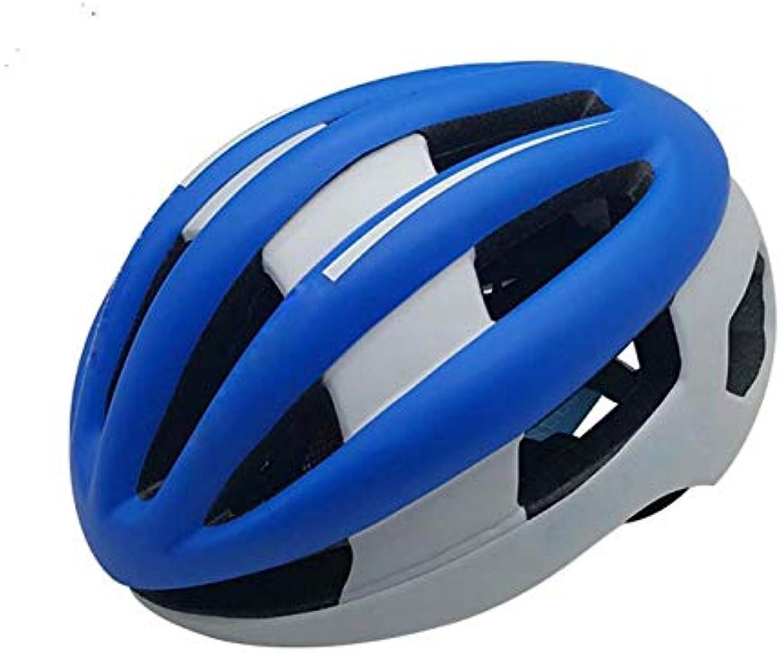 venta con alto descuento Mis Go Casco de Bicicleta de Cocheretera Adulto Adulto Adulto de una Pieza ventilación ventilación de los Hombres y Mujeres Adultos Bicicleta Montar Casco  descuentos y mas