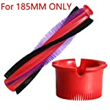 Hongyuantongxun for V6 Roller Brush Electric Floor Brush Accessories Vacuum Cleaner Parts Household Supplies & Cleaning, Watering Equipment (Size : 185mm Roller Brush)